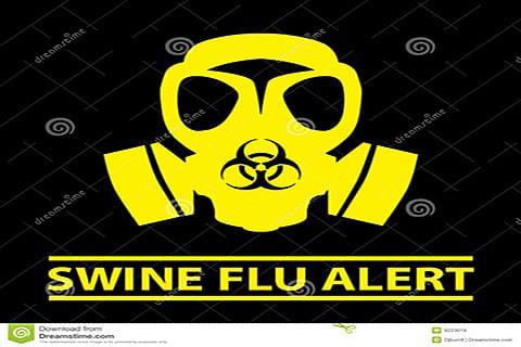'208 test positive for H1N1 in JK'