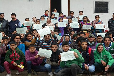 Army-organised computer course concludes at Kishtwar
