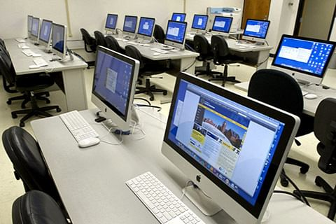 Delta Force conducts   computer classes for youth