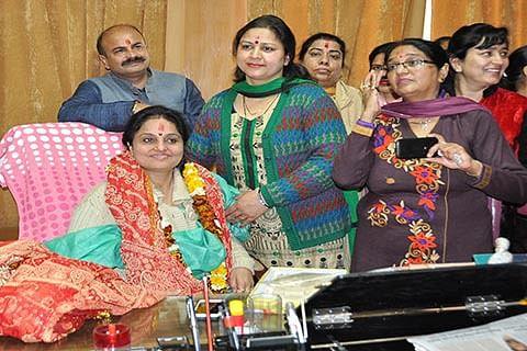 Priya Sethi assumes charge