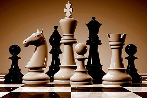 CGEWCC Sports Meet: Sanjeev, Vijay, RK, Vishal lead in Chess