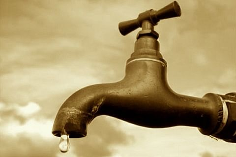 Hanjiveera  residents demand drinking water supply