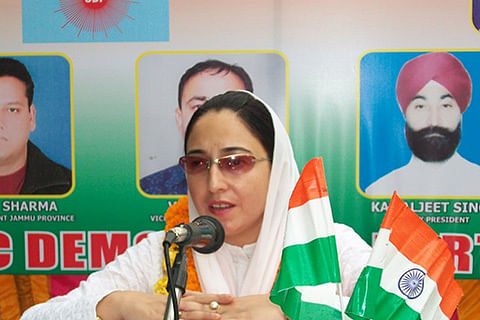 BJP nominates mandal incharges for Srinagar