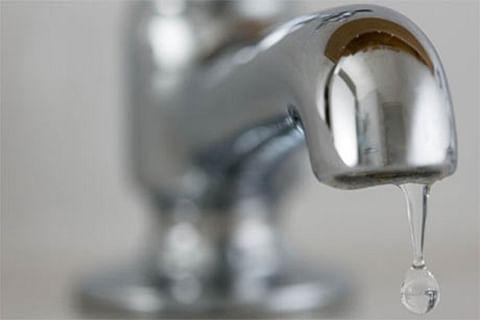 Water crisis hits several areas