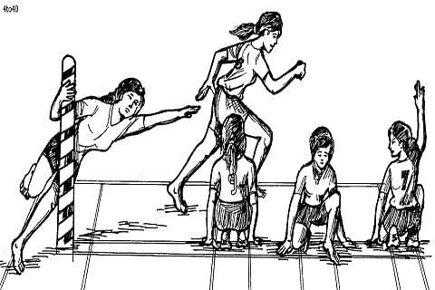Akhnoor zone girls lift kabaddi, kho-kho titles
