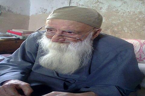 Renowned Sufi Peer Afzal Fazili passes away