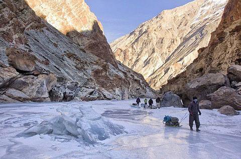 Recurring flash floods in Kargil; residents worried