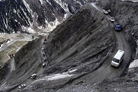 Trucker killed in Zojila accident