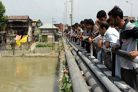 Youth's body recovered from Jhelum after six days in Sopore