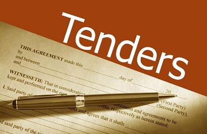 Tenders (NIT) issued when land was not even acquired?