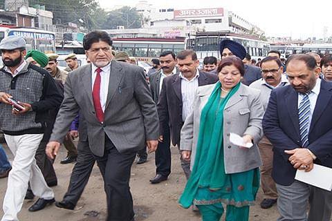 Kohli attends National Gujjar Samellan