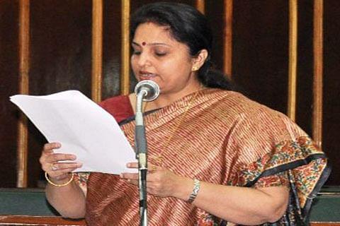 Priya Sethi inaugurates Engineering College office