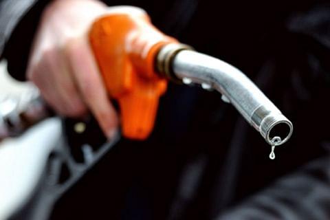 Hole in fuel tank!