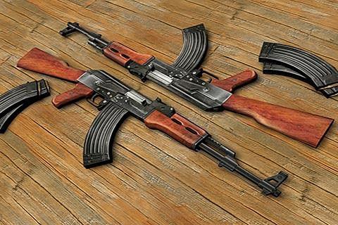 Gunmen injure cop, snatch rifle