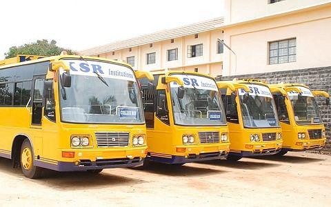 Zafran colony inhabitants demand transport facilities