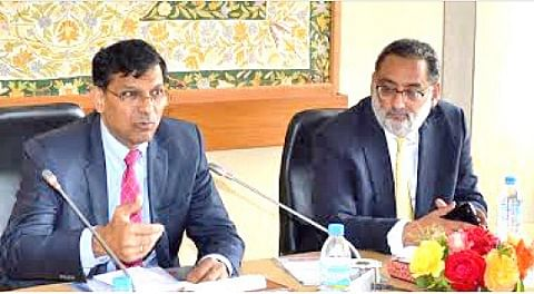 Drabu for declaring all lending in JK as priority sector lending