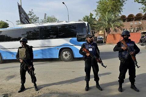 Blast outside Gaddafi Stadium in Pakistan a suicide attack