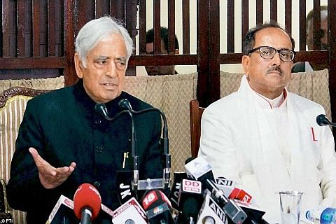 Culprits behind attacks on telecom installation will face action, says CM Mufti