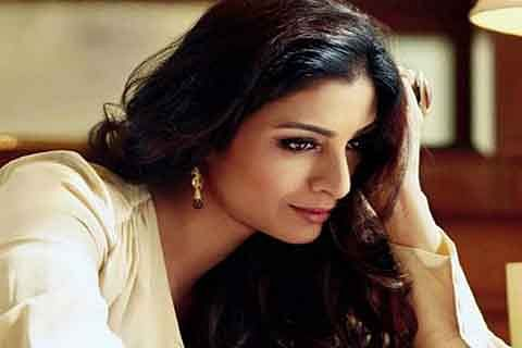 """Tabu gets into tough inspector look for """"Drishyam"""""""
