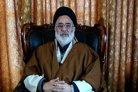 Agha Syed Hassan resigns from Hurriyat (M)