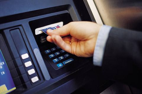 'ATM not working for 1 week'