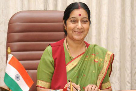Sushma in row over helping LalitModi with travel papers