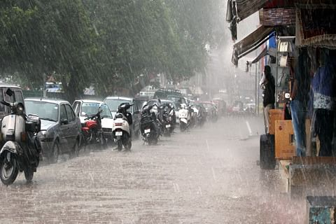 Heavy rainfall activity likely over north, east India over next three-four days: IMD