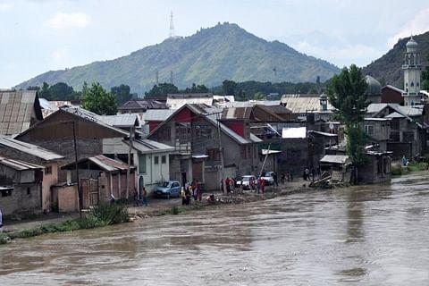Unidentified male body recovered from river Jhelum in Srinagar