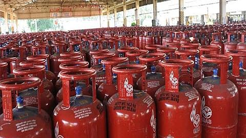 LPG price hiked by Rs 15 per cylinder