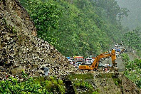 14 killed in West Bengal landslides