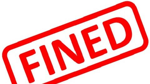 '1 arrested, 4861 fined for violating Covid-19 guidelines'