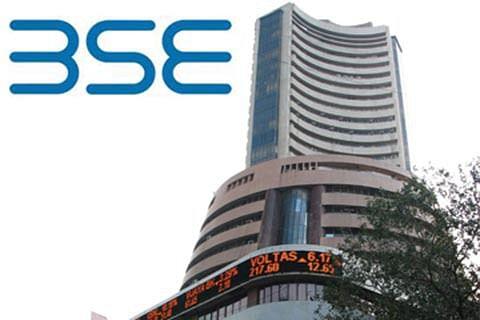 Sensex slumps 361 points; Nifty ends below 17,550