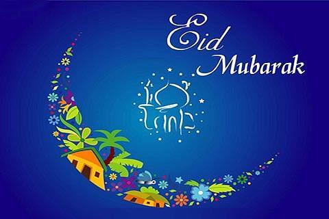 Advisors to LG greet people on Eid-ul-Adha