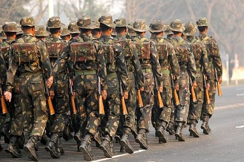 """""""Army concerned over youth joining militancy in Kashmir"""""""