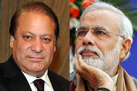 Sharif sends mangoes to Modi on Eid