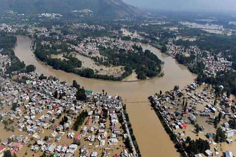 Jammu-Kashmir to have WB-supported Disaster Management Authority