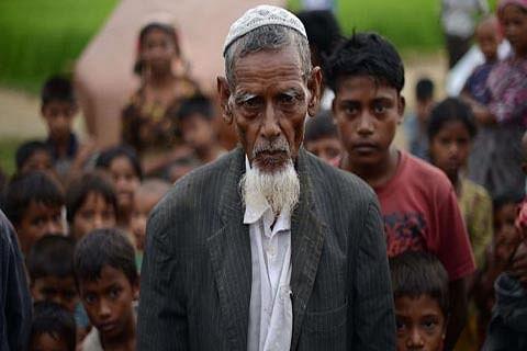 10,500 Rohingya Muslims in India