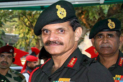 Army chief visits Kargil