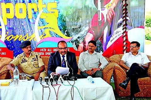 JKP to host All India Water Sports Championship in Srinagar