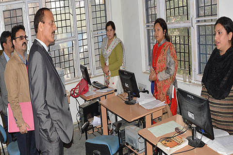 RDD minister reviews functioning of PRIs at Poonch