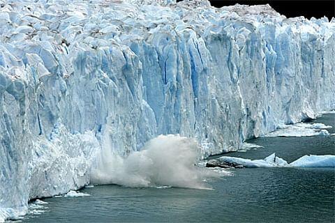 Earth's cryosphere shrank by 87,000 sq kms per year in last 37 years