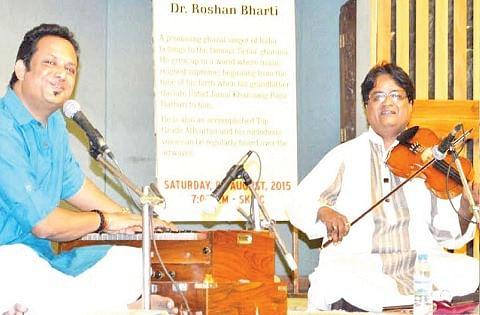 Shaam-e-Gazal organised at SKICC