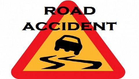 1 dies, 8 injured in road accidents