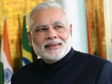 "Modi targets Nitish, Lalu, warns of ""jungle raj"""