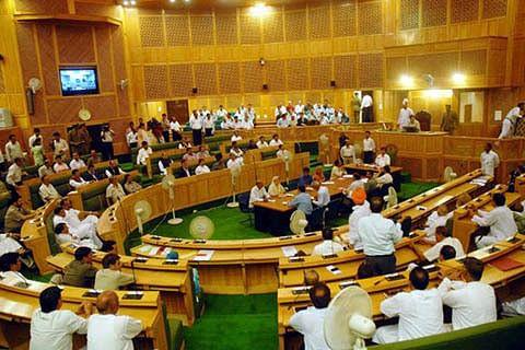 India says Pakistan 'broke protocol' on Kashmir speaker