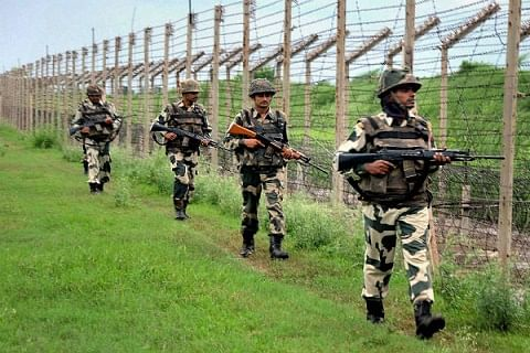 Army, police launch joint search on Punjab-JK border