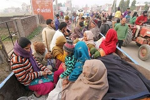 Grievance redressal camp for LoC residents held