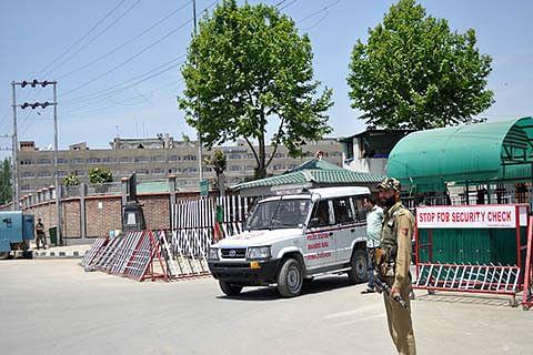 MHA alert: Security tightened in Jammu