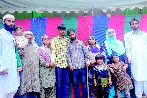 Family of 11 loses sole bread earner