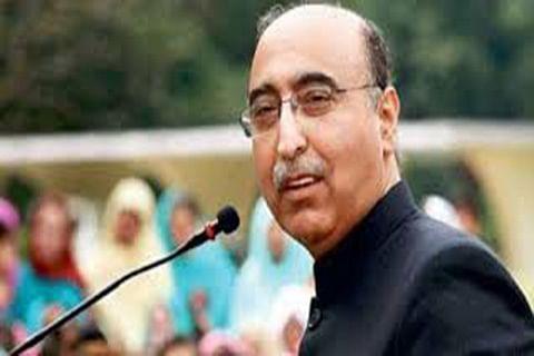 Pak will never abandon Kashmiris, their cause: Basit